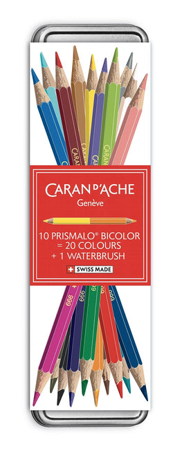 BICOLOR PRISMALO Set / 11 PCS - Caran d'Ache Colombia