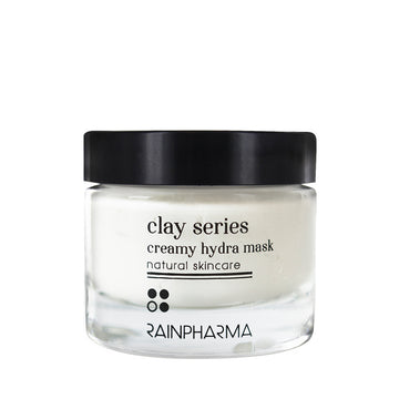 Clay Series - Creamy Hydra Mask
