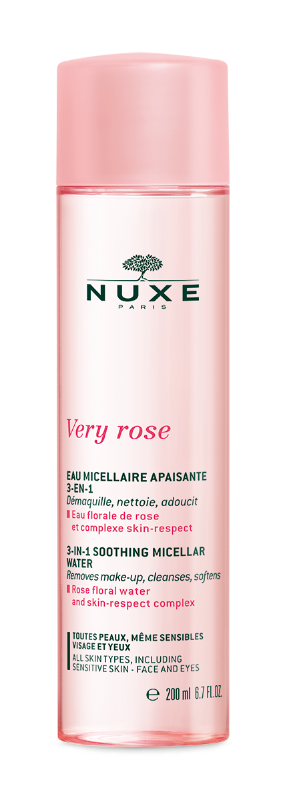 Nuxe Very Rose Kalmerend micellair water 3-in-1