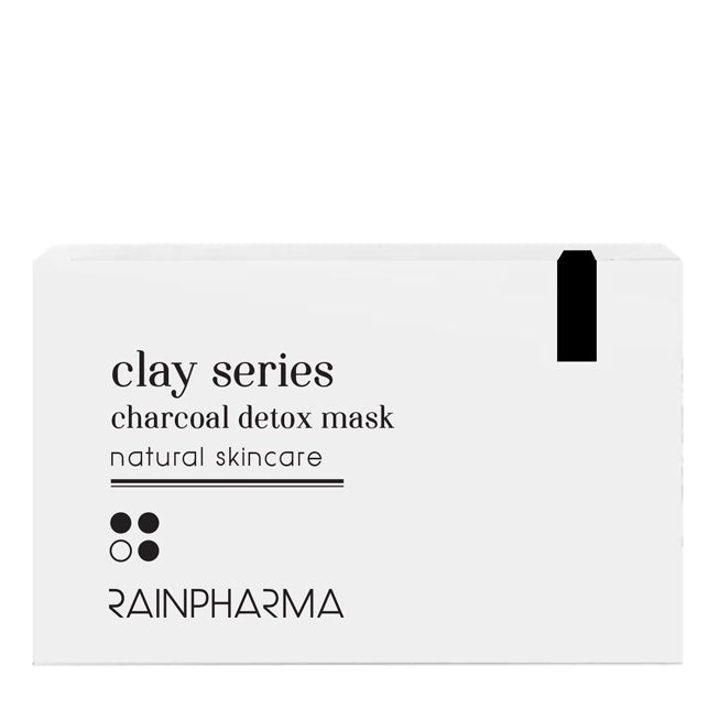 Clay Series - Charcoal Detox Mask