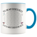 Personalized Photo Mug - Favorite Bitch