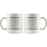 Every Great Son Personalized Father's Day Mug