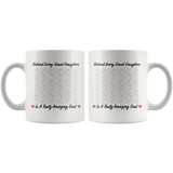 A Truly Amazing Dad Personalized Mug