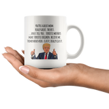 Presidential Terrific Mother Mug