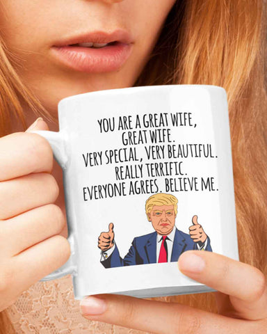 Great Wife Mug