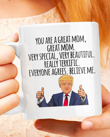 Presidential Mother Mug