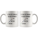 For Dads Everywhere Father's Day Mug