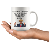 Presidential Motherhood Mug