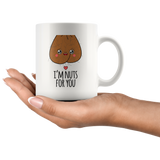 Nuts For You Mug