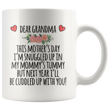 Dear Grandma Mother's Day Mug