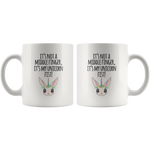 Unicorn Fist Mug