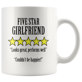 Five Star Girlfriend Mug