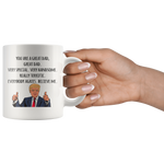 Presidential Father Mug