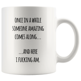 Someone Amazing Mug