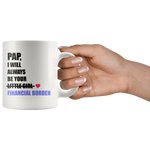 PAP Financial Burden Mug