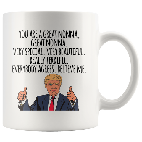 Presidential Nonna Mother's Day Mug