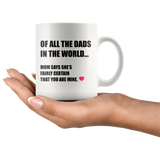 All The Dads In The World Mug