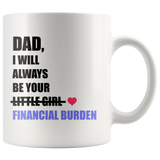 Financial Burden Mug