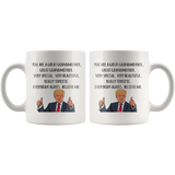 Presidential Grandmother Mug