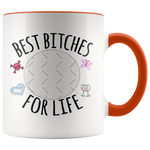 Personalized Photo Mug - Best Bitches For Life