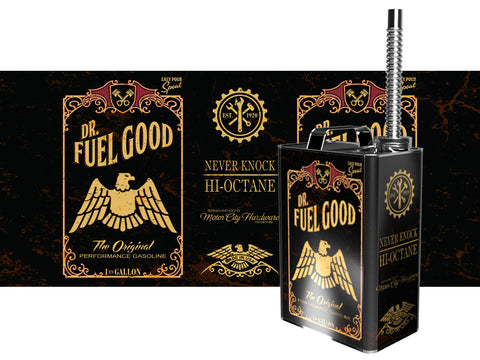 Dr Fuel Good Gas Can