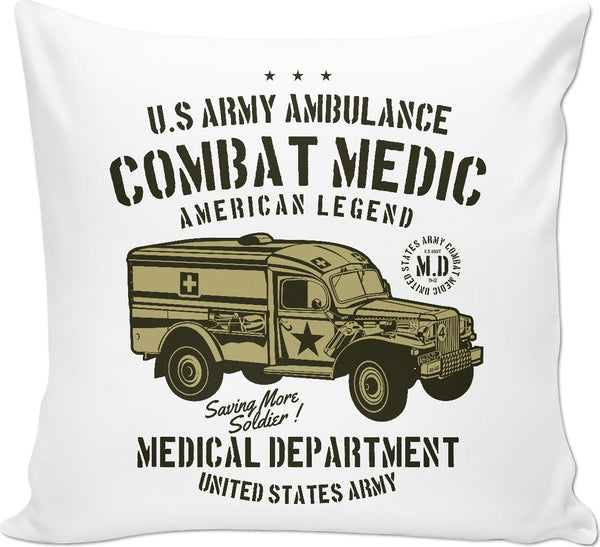 Combat Medic Couch Pillow