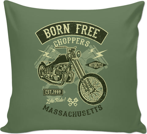 Born Free Couch Pillow