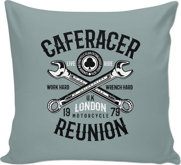 Caferacer Reunion Couch Pillow