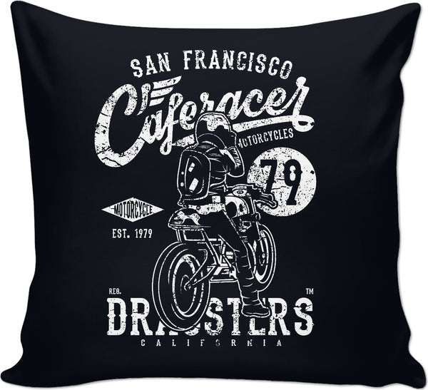 Caferacer 79 Couch Pillow