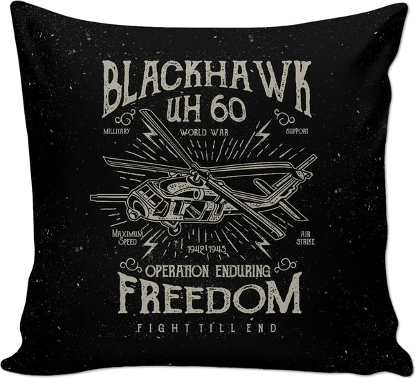 Blackhawk Couch Pillow
