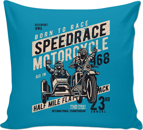 Speedrace Couch Pillow
