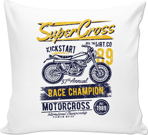 Super Cross Couch Pillow