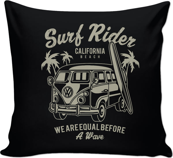 Surf Rider Couch Pillow