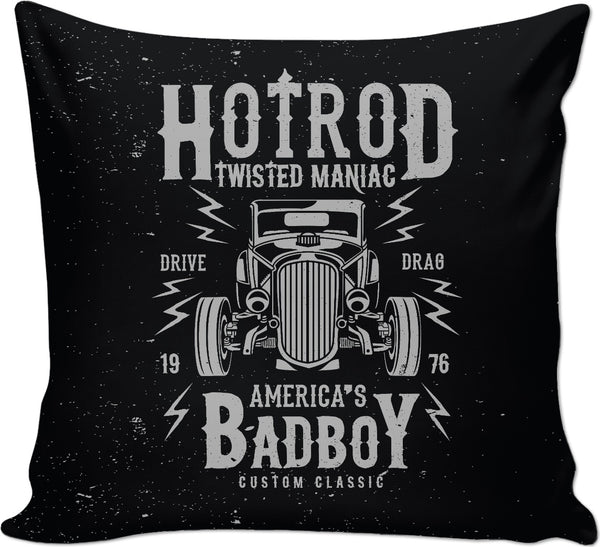 Twisted Maniac Couch Pillow