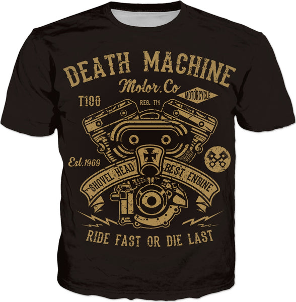 Death Machine T-shirt