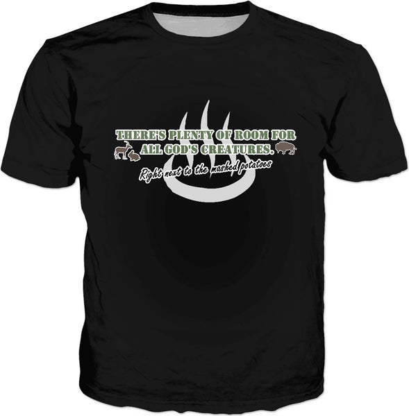 All God's Creatures T-Shirt