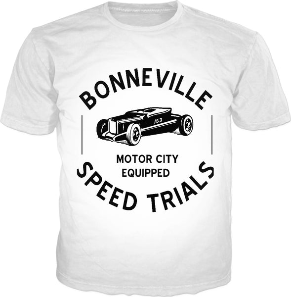 Bonneville Speed Trials T-Shirt