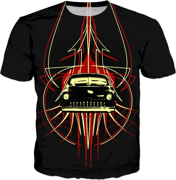Lead Sled Pin Stripe T-Shirt