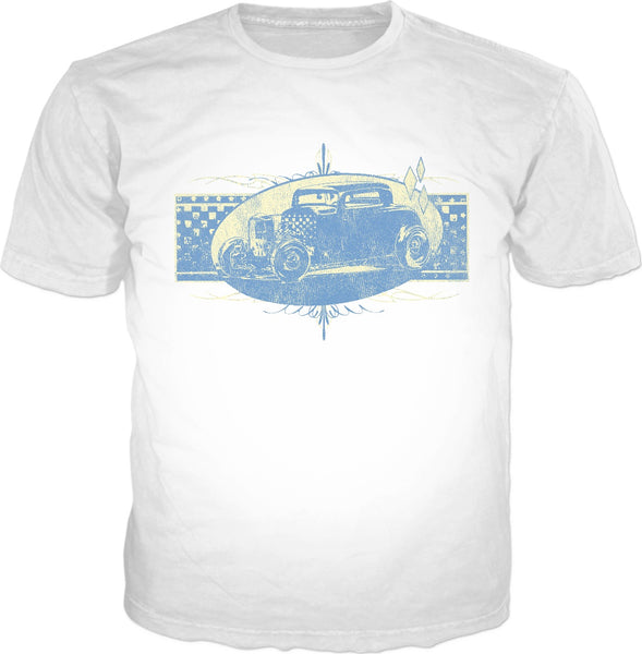 Checkered Past 32 Coupe T-Shirt