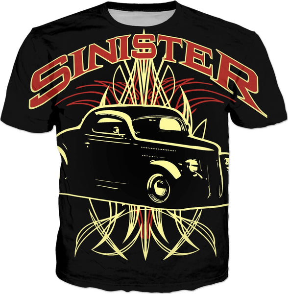Sinister 40 Hot Rod T-Shirt