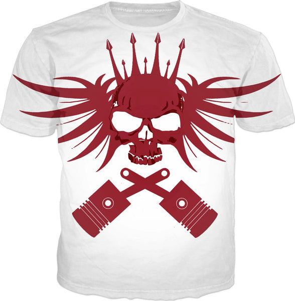 Rod God Red T-Shirt