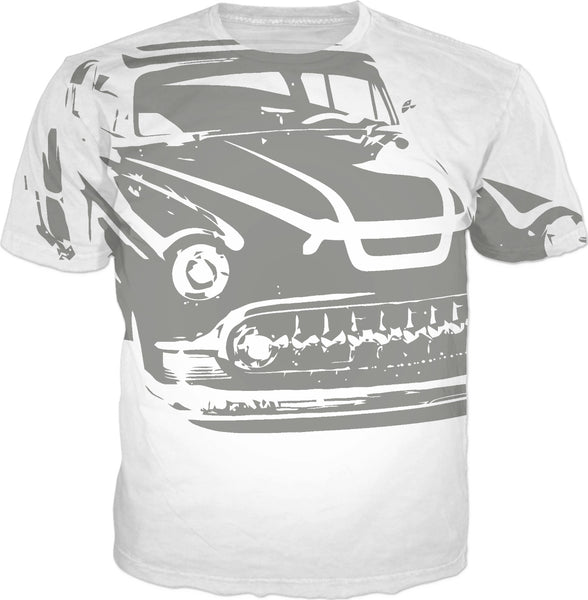 Old School Custom Cruiser T-Shirt