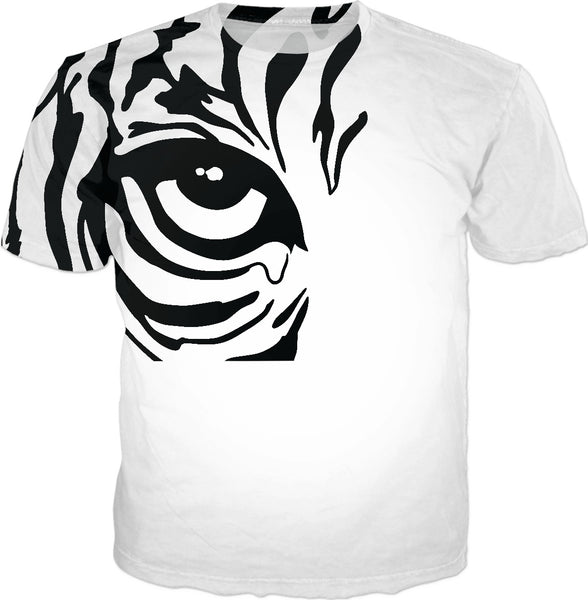 Eye of the Tiger Blk T-Shirt