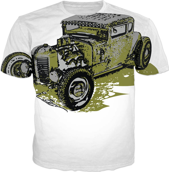 Salty Coupe T-Shirt
