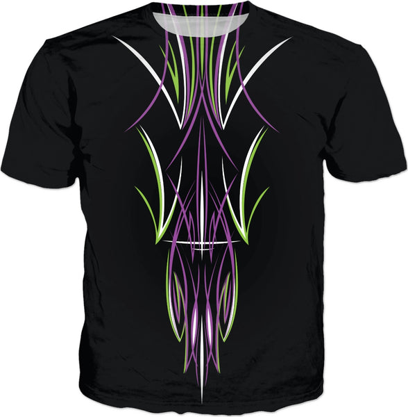 Hot Rod Pinstripes T-Shirt