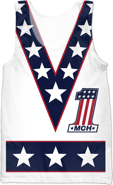 Feeling Evel Tank Top