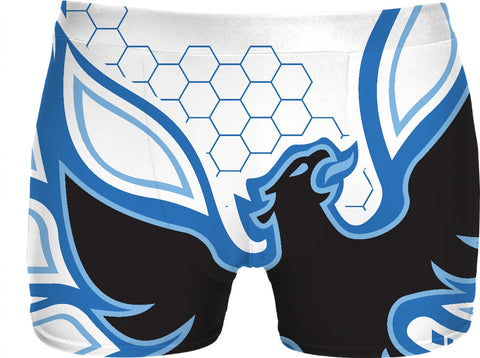 Blue Trans Am Custom Underwear