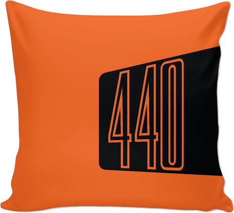 440 Mango Custom Couch Pillow