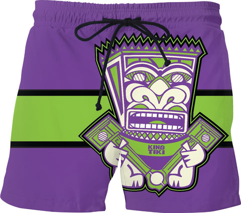 King Tiki Custom Swim Shorts