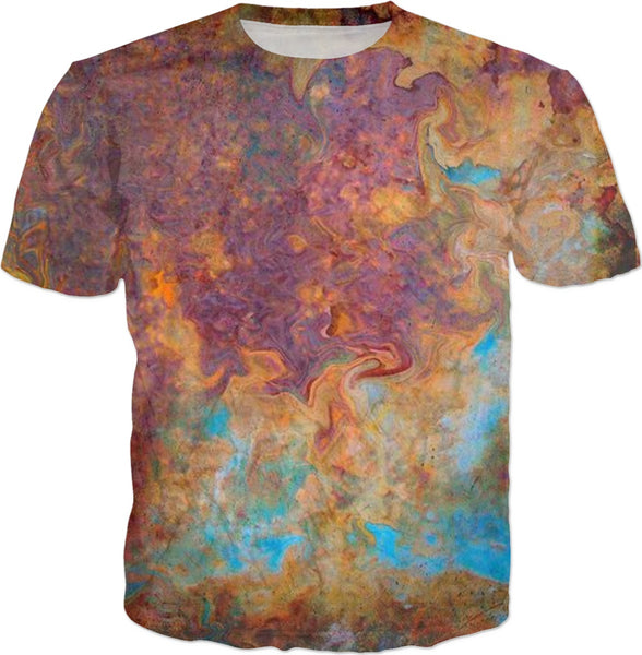 Rusted Custom T-Shirt